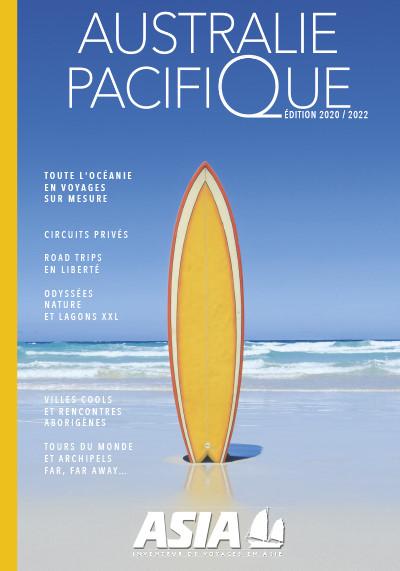 AUSTRALIE-PACIFIQUE - 2020/2022 - Toute l'Océanie en voyages sur mesure