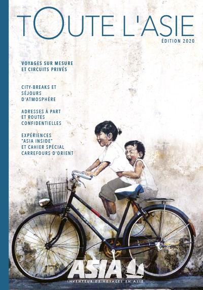 Toute l'Asie - 2020 - Voyages sur mesure et circuits privés