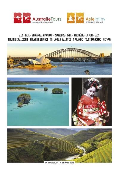 Australie Tours - Asie Infiny