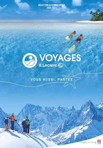 Leclerc Voyages - 2020-2021 - Sélection Automne-Hiver