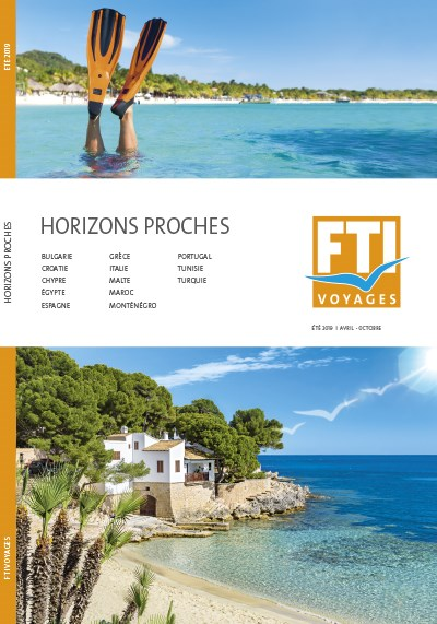 FTI Voyages - 2019 - Horizons proches