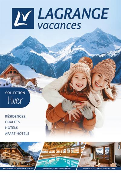 Collection Hiver - 2020 - 2021 - Résidences - Chalets - Hôtels - Apart'Hotels