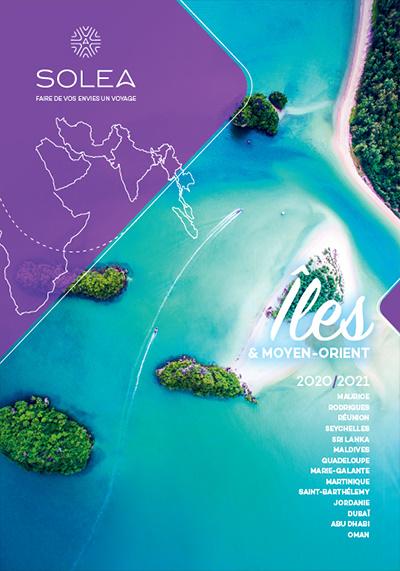 SOLEA - 2020 - 2021 - Îles & MOYEN-ORIENT