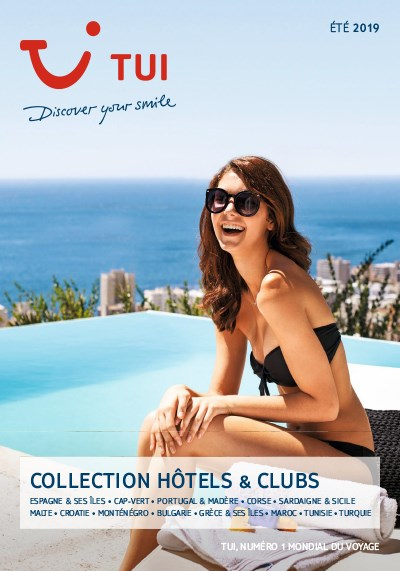 Collection Hôtels & Clubs - 2019 - Eté 2019