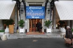 13èmes journées des dirigeants Manor - Grand hôtel de Biarritz. Nov 2016