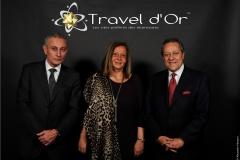 Remise des Travel d'Or 2012