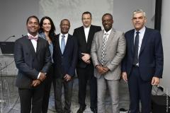 Conférence de Presse des Îles de Guadeloupe - Lancement du nouvel écosystème (Paris, Mars 2017)