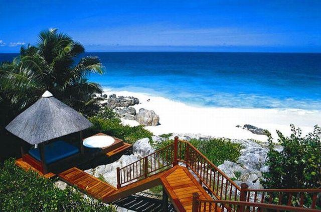 aller aux seychelles
