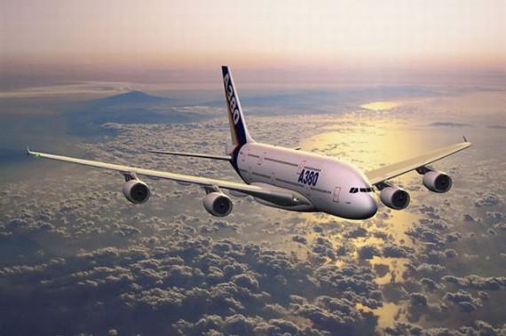 Vu d'en haut : Air Canada, Jet Airways, Tap Portugal, Air Berlin…