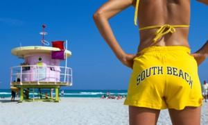 South Beach Miami Florida USA