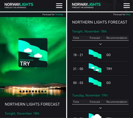 Des aurores bor ales visibles tous les coups - Office de tourisme norvege ...