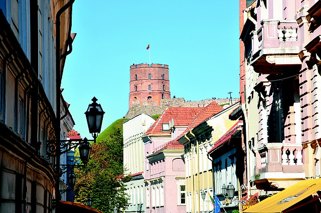 photo Vilnius.
