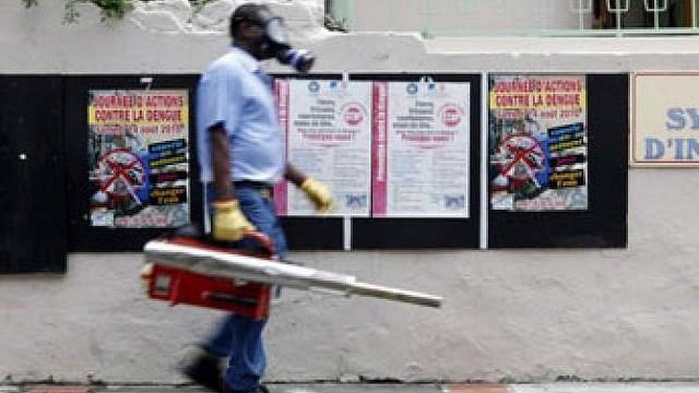 dengue en guadeloupe-tourisme