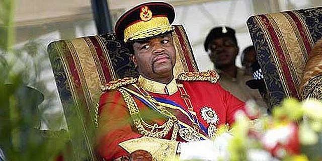 Le roi mswati iii inaugure son a roport international - Le roi du matelas recrutement ...