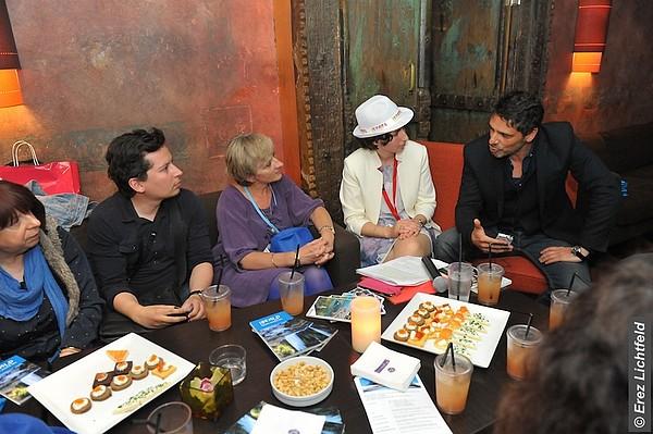 Israel-soiree-efrat groman-tourisme-roadshow-agences de voyages