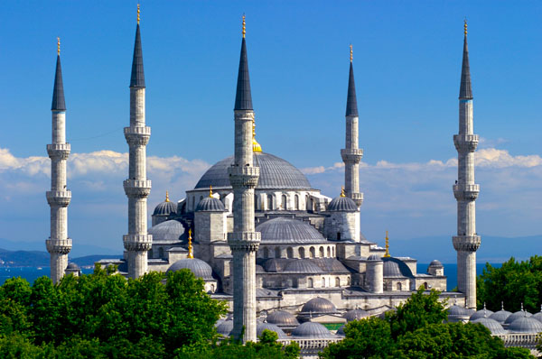Mosquee-bleue-istanbul-selectour afat affaires-