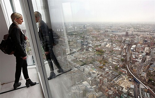 The View from The Shard 2-e voyages