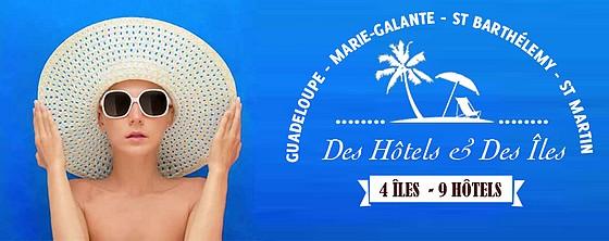 des hotels et des iles beach