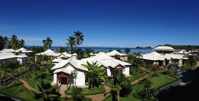 Palm Beach Resort- Spa nosy be