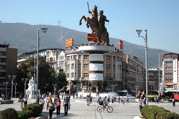 La Macédoine, nouveau-né touristique des Balkans