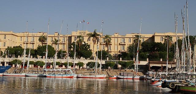 EGYPTE- Sofitel Old Winter