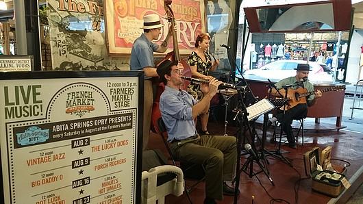 Jazz french quarter
