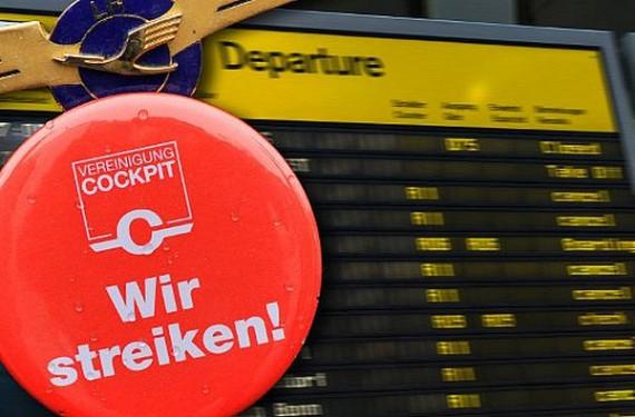 Au tour de Lufthansa maintenant…