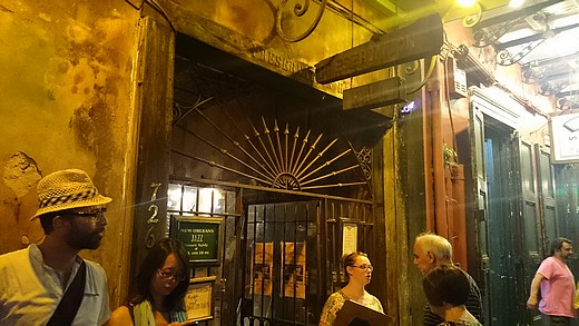 new orleans-french quarter -preservation hall