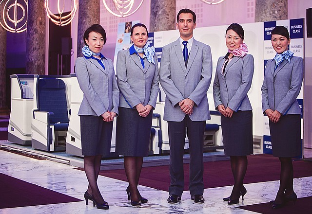 ANA- 2014-cambon capucines-uniformes-all nippon airways