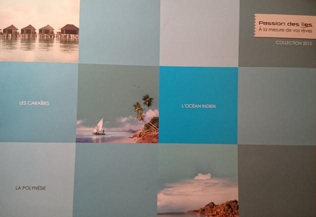 brochure catalogue Passion des iles-jean baptiste delsuc-fabrice bouillot