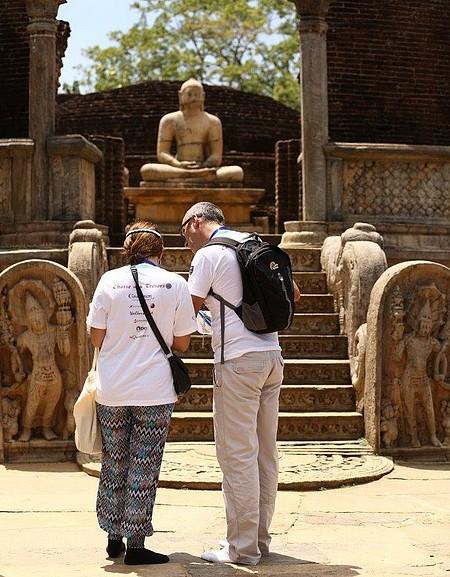 chasse au tresors sri lanka 2014