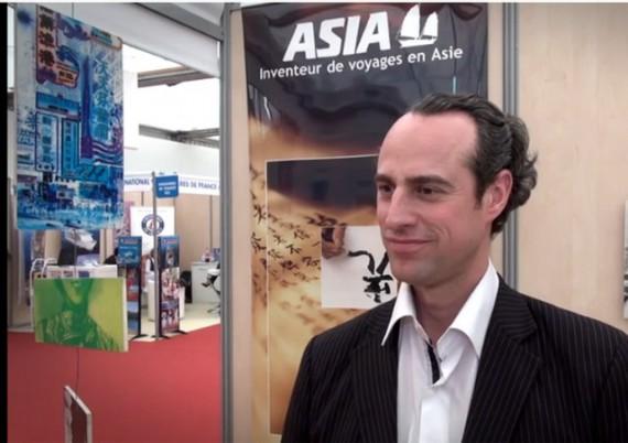 Guillaume Linton, nouveau président de la PATA France