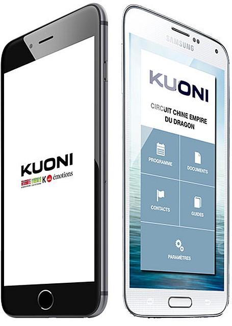Kuoni lance son carnet de voyage numérique