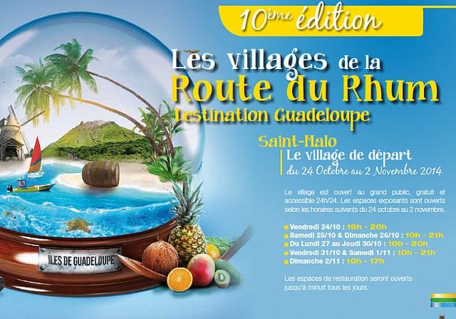 Route du rhum : la Guadeloupe fait bonne figure