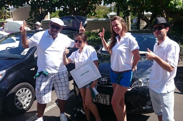 Cap sur sun 2014-sun resorts-rallye-Maurice