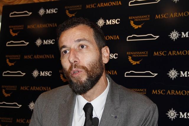 Erminio Eschena- MSC ARMONIA 031