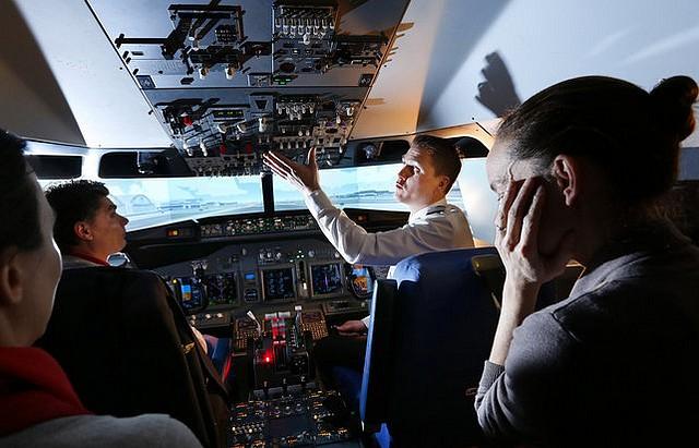 transport aerien