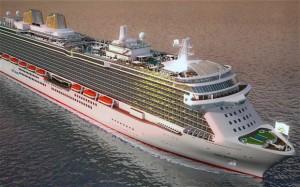 Britannia de P&O Cruises