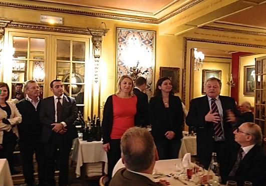 Emmanuel Toromanof, Aude Parlebas, Sarah Lopez, Michel Messager, AFST3