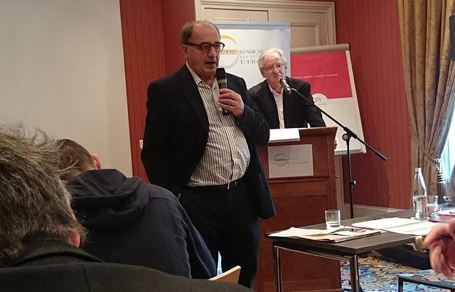Jean pierre mas-president du snav-rene marc chikli-president du seto-deauville -2014