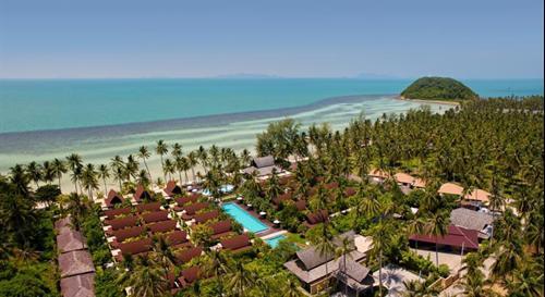 M venpick s installe koh samui - Complexe mandala beach villas koh samui en thailande ...