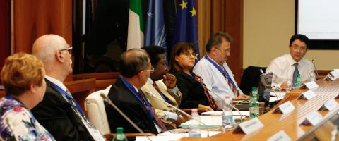 conference internationale taleb rifai