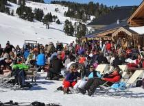 Stations de montagne : une fréquentation soutenue pour Noël