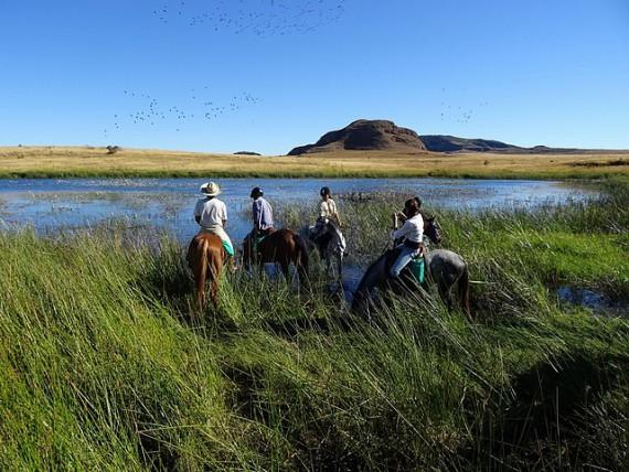 Vagabonder à cheval sur les hauteurs de Madagascar