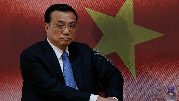 premier ministre chinois li