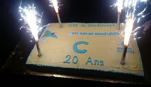 20eme anniversaire costa croisieres-guadeloupe