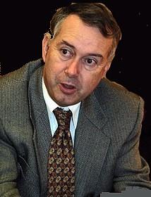 Michel Tschann, president du syndicat des hoteliers de Nice