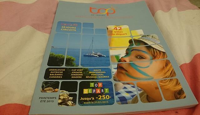 brochure Top of travel 2015