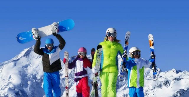 salon grand ski 2015