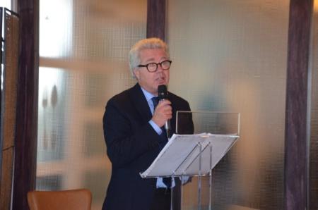 Didier Chenet, President du GNI